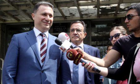 Апелација го одби барањето за враќање на пасошот на Груевски