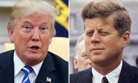 Трамп следната недела ќе ги објави документите за убиството на Кенеди