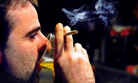 Честото опивање го зголемува крвниот притисок кај мажите