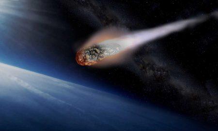 """Астероид ќе помине близу Земјата в четврток - """"за влакно"""" нема да влезе во атмосферата"""