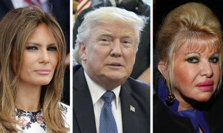 Ивана и Меланија Трамп во борба околу тоа која е првата дама на САД