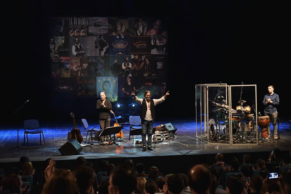 ВЕЧЕР ЗА УЖИВАЊЕ: Ал Ди Меола одржа два концерта во Скопје (ВИДЕО)