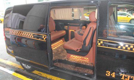 """Аеродромот """"Ататурк"""" во Истанбул нуди превоз на патници со луксузни таксија"""