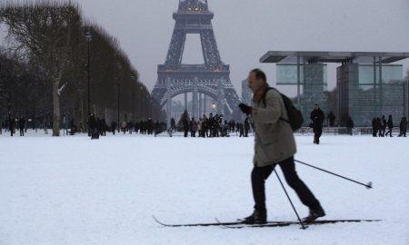 Европа ја очекува најстуден декември во последните седум години