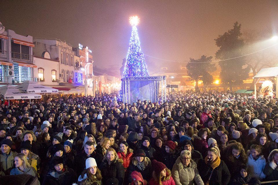 Божикен концерт на Сергеј Четковиќ во Охрид (ФОТО)