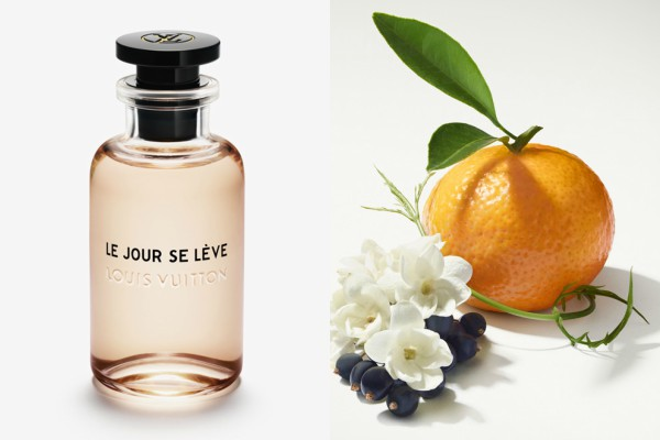 "Нов парфем на ""Луј Витон"" со нота на мандарина и јасмин"