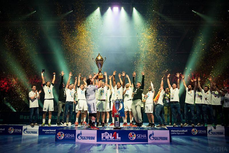 Вардар го одбрани трофејот во СЕХА лигата