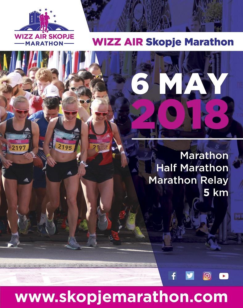 10.000 натпреварувачи ќе трчаат на овогодинешниот скопски маратон