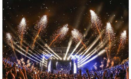 """Кулминација со 15.000 посетители на """"Охрид колинг"""" со Армин Ван Бјурен"""