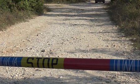 Грозоморно убиство, полицаец убил човек, па го запалил
