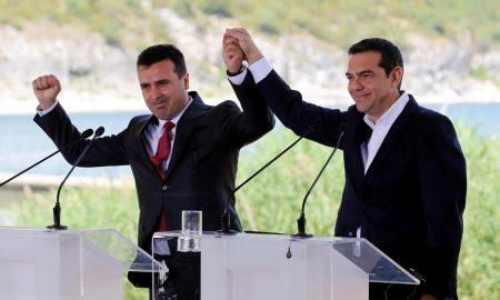 Заев и Ципрас меѓу најсериозните кандидати за Нобеловата награда за мир